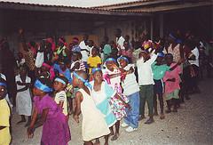 Activities: Workshop for the street children